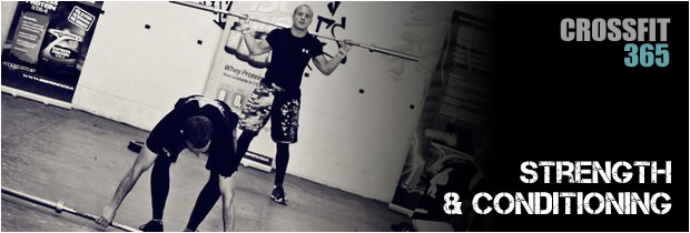 Crossfit 365 workout, training centre swansea